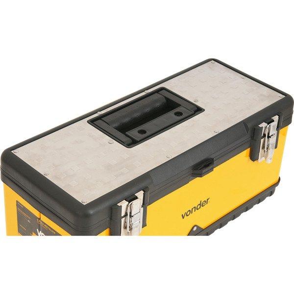Caixa Metálica para Ferramentas 20Kg - Vonder