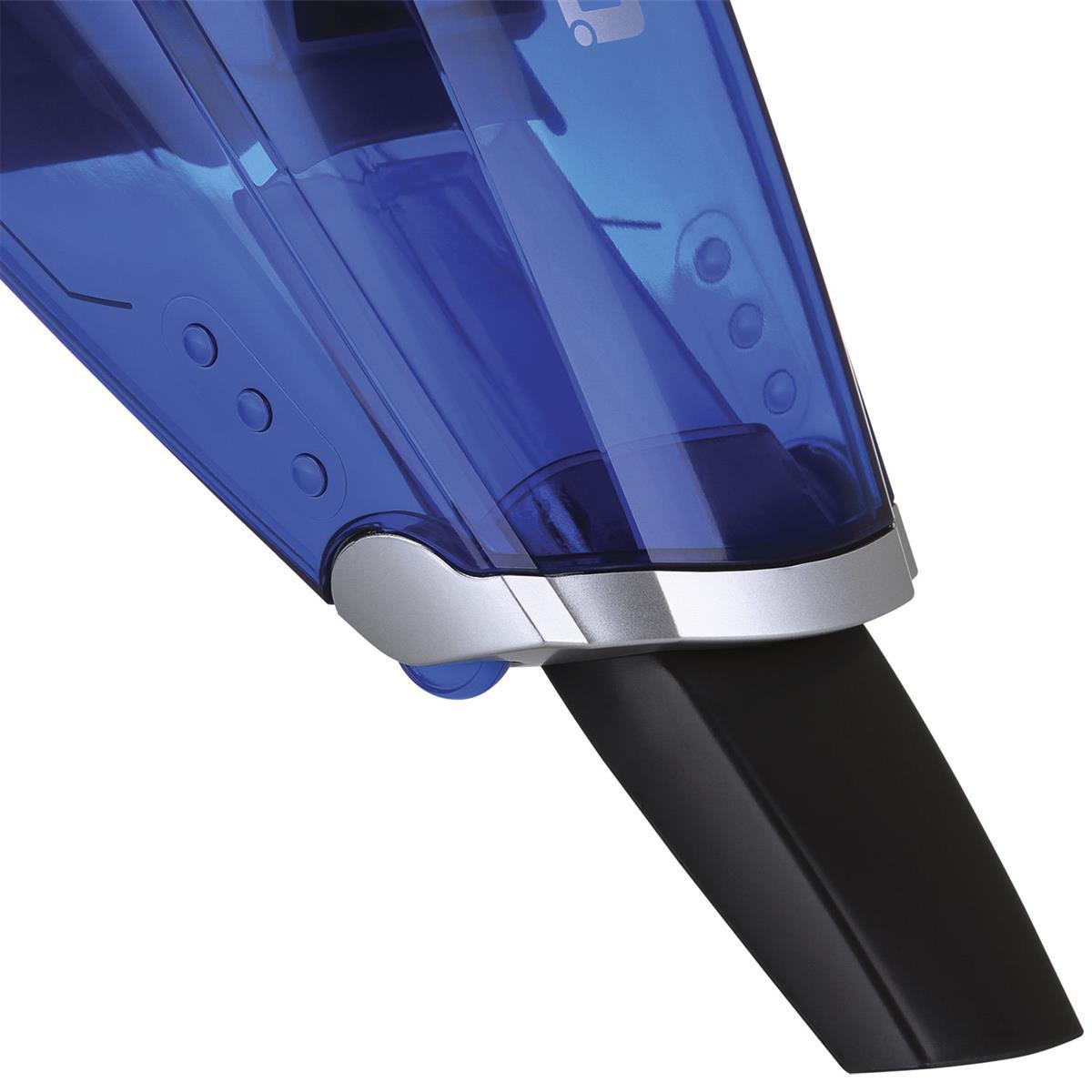 Aspirador Água e Pó Portátil 4.8v Rapido - Electrolux