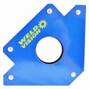 Esquadro Magnético para até 30Kg - Weld Vision
