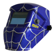 Máscara de Solda Personalizada Spider - Weld Vision