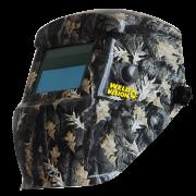 Máscara de Solda Personalizada Soldier - Weld Vision