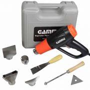 Soprador Térmico 2000w Kit Acessórios e Maleta 220v - Gamma