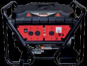 Gerador de Energia à Gasolina 4T Partida Manual 3,5 Kva Bivolt - Gamma