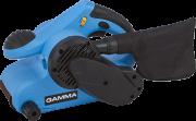 Lixadeira de Cinta 850w com Coletor de Pó 127v - Gamma
