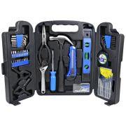 Maleta Ferramentas 125pçs - Br Tools