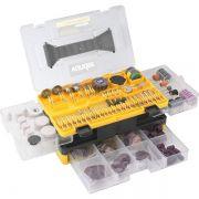 Acessórios para Microrretífica 350 peças - Vonder