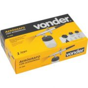 AEROGRAFO C/ACESSORIOS AJ008 VONDER