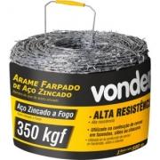 Arame Farpado 350 kgf 500m Vonder