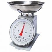 Balança para Cozinha Mecânica Cromada 10Kg Kala