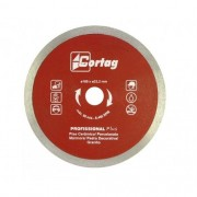 Disco De Corte Diamantado Profissional Plus 180mm Cortag