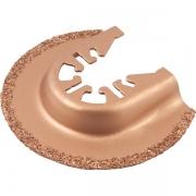 Disco de Corte Segmentado P/Concreto 65mm P/Lixadeira Multifunção MEV330 VONDER