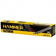 Eletrodo de Solda 2,5 x 350mm 5kg Hammer