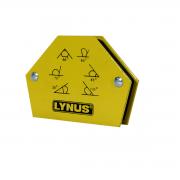 Esquadro Magnético para Soldador Lynus 12kg - EML-12A