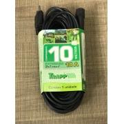 Extensão Elétrica 2 x 1 mm² - 10 m - 10A Trapp