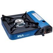Fogareiro a Gás Compact Azul - Kala