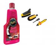 Jog de escova para Lavaçã e Shampoo Menguiars