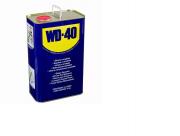 Lubrificante WD-40 Líquido Multiuso 5 Litros