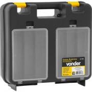 Maleta Plástica Para Furadeira C/ Organizador Vd-7001 Vonder