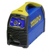 Máquina de Corte a Plasma com Compressor Embutido - Weld Vision