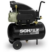 Motocompressor de Ar Pratic Air CSI 8,5/25 Schulz