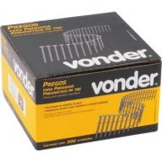 Carretel Prego ardox, 50 mm,300 peças para o pregador PP 700 VONDER