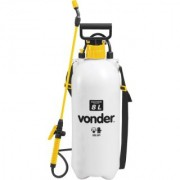 Pulverizador lateral 8L com compressão prévia PL 008 Vonder