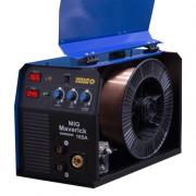 Máquina solda Inversora Mig 160A Maverick 165 Weld Vision