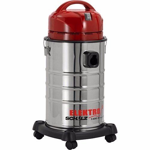 Aspirador de Água e Pó - 20lts 1400w Vermelho 110v Schulz