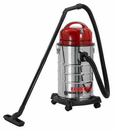 Aspirador de Água e Pó 20lts 1400w Vermelho 220v - Schulz