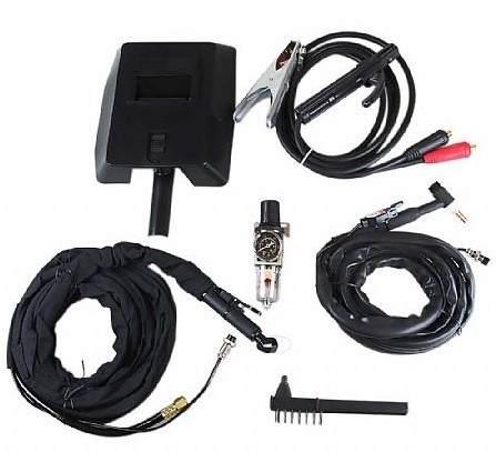Inversor De Solda Tig/mma/corte Plasma 220v Monofasico - Lynus