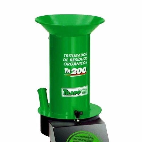 Triturador Orgânico - TR 200 1,5cv  - Trapp