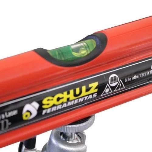 Nível a Laser Com Tripé - Schulz
