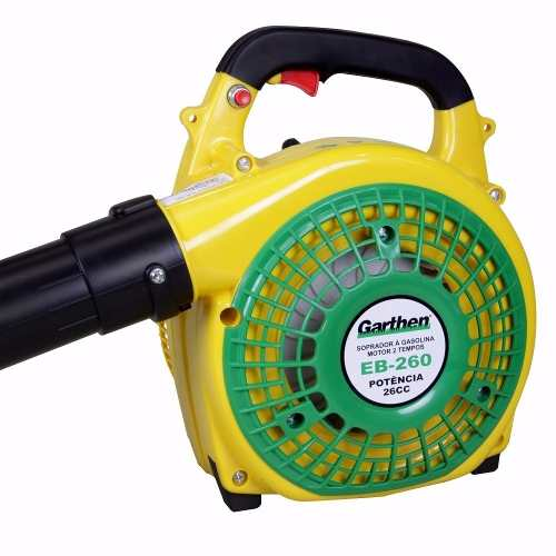 Soprador De Folhas 2T Gasolina 25,4cc GSF 260 -  Garthen