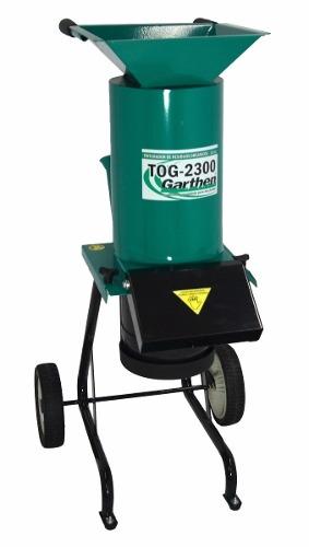 Triturador Orgânico Elétrico - Tog 2300 1800w 110v - Garthen