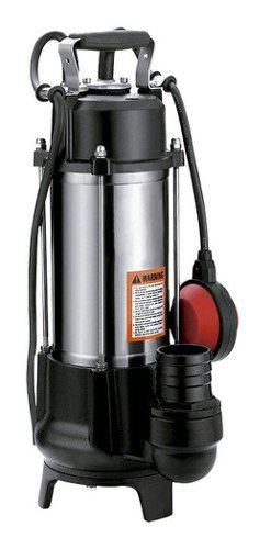 Bomba Água 1hp Submersível Inox Esgoto 220v Worker 395870