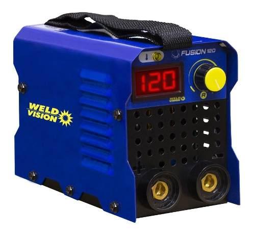 Inversora Fusion 120 Weld Vision 220v