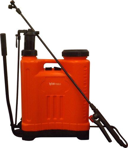 Pulverizador Costal 16 Litros Bomba de Veneno - BR MOTORS