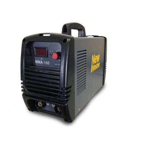 Inversora De Solda Eletrodo 160a N160 New Welder 220v