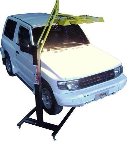 Painel De Secagem Infravermelho 4000w - V8 Crono 4