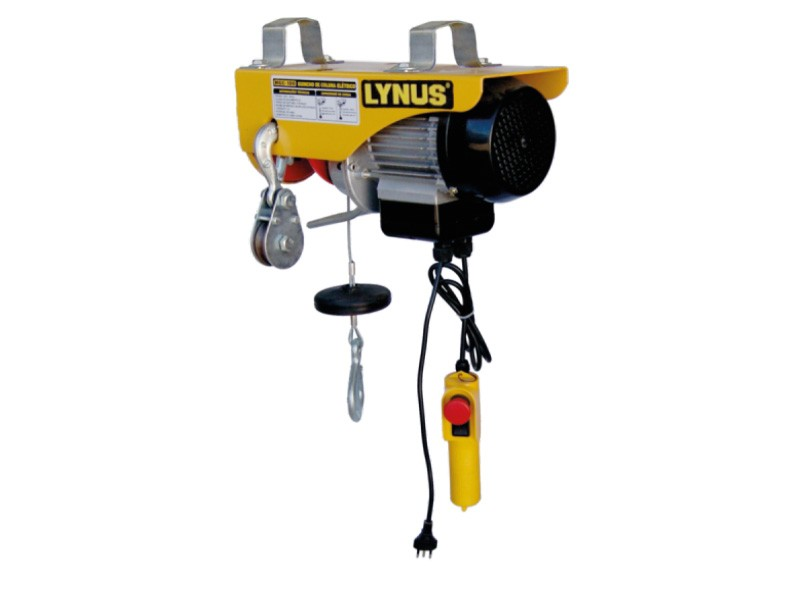 Guincho de Coluna uso Intermitente MGC 300 - Lynus