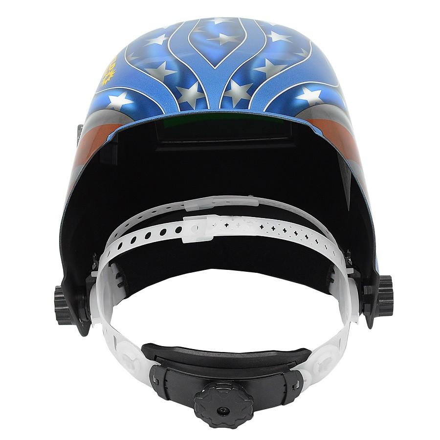 Máscara de Solda Personalizada American Eagle - Weld Vision