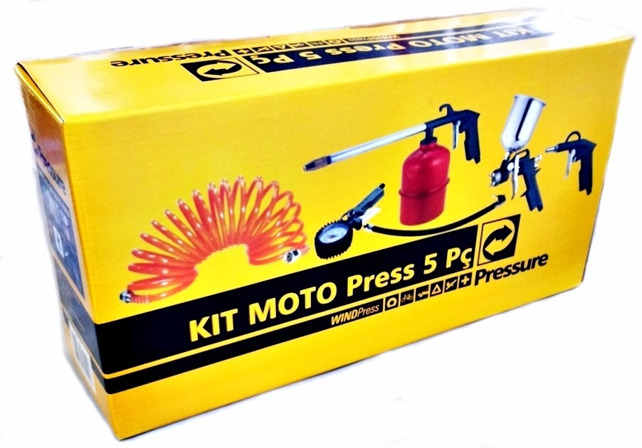 WP Kit Moto Press - Pressure