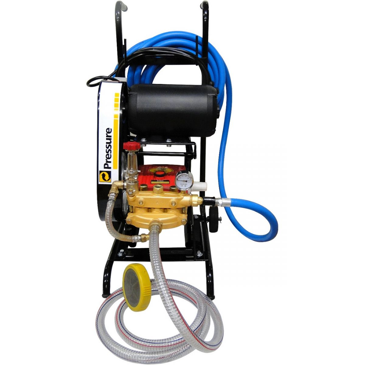Lavadora PS LAV 400 4 Polos Completa Nacional Pressure monofásica - Pressure