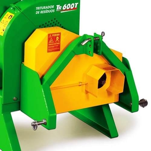 Triturador de Galhos TR-600T Acoplamento para Trator - Trapp