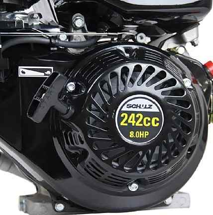 Motor à Gasolina 8 Cv 4 Tempos 242cc - Somar By Schulz