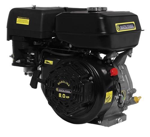 Motor à Gasolina Horizontal 8.0hp 242cc 4 Tempos - Matsuyama
