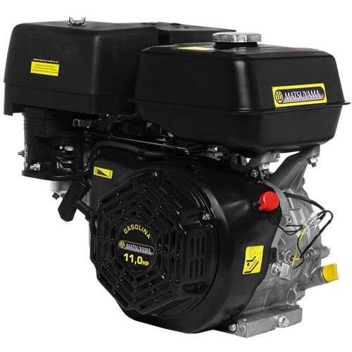 Motor à Gasolina Horizontal 11hp 337cc 4 Tempos - Matsuyama