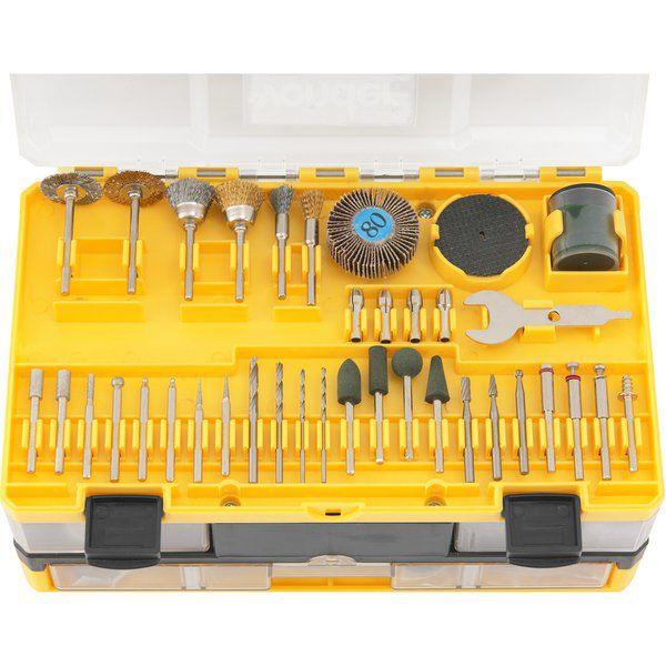 Acessórios para Microrretífica 350 peças Vonder