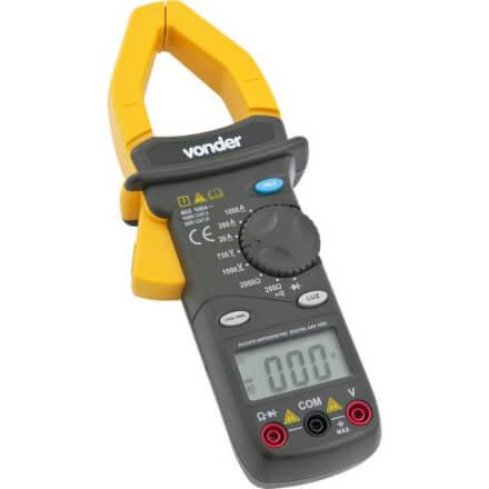 Alicate amperímetro digital - AAV 4200 - Vonder