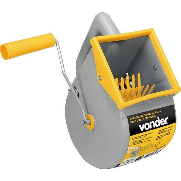 Aplicador Manual de Chapisco Textura - Vonder
